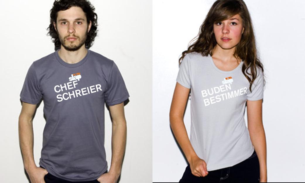 Shirts für Kioskbesitzer // Viva Slap