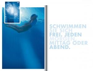 Broschüre // SSF - Pools by KLAFS