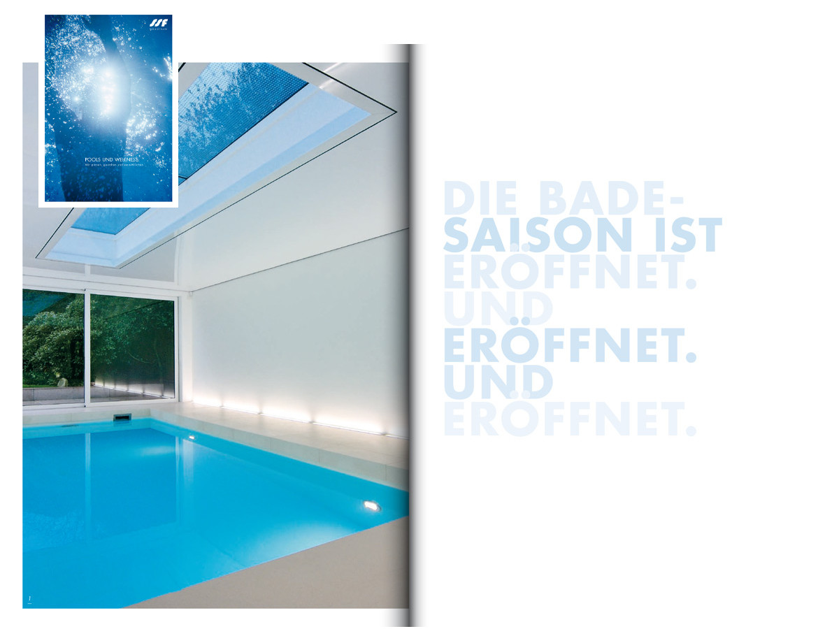 Folder // SSF – Pools by KLAFS