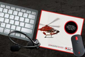 Mousepad // Björn Steuer Stiftung