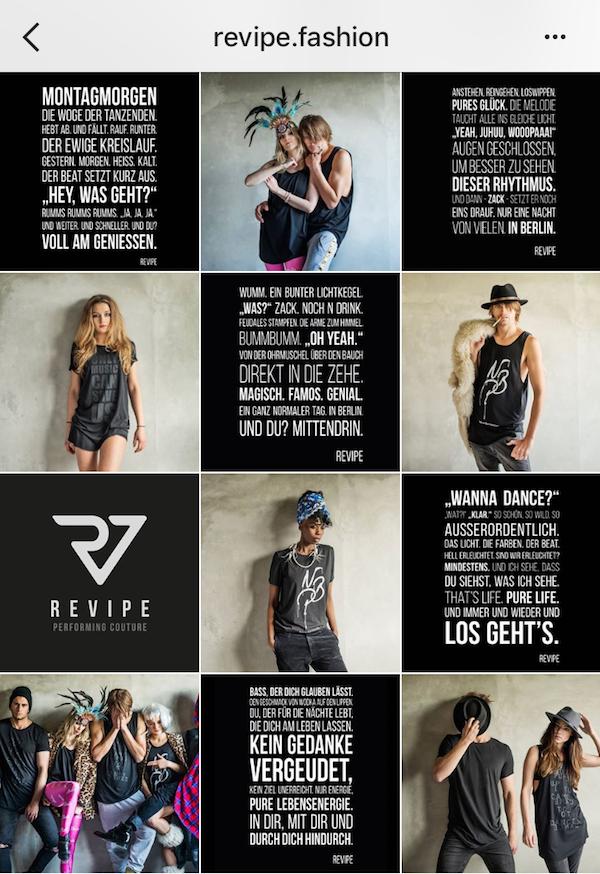 Social Media // Revipe