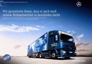 Anzeige // Mercedes-Benz Actros