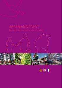 Tourismusbroschüre // Ebermannstadt