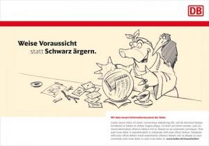 18/1-Anzeige // Deutsche Bahn