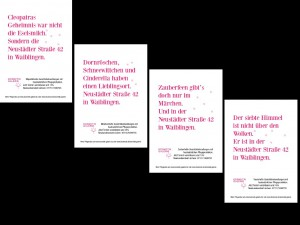 Kampagne // Kosmetik Galerie