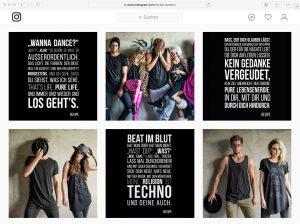Kurzgeschichten für die Instagram Story // Revipe Fashion